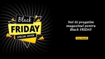 Strategii de promovare de Black Friday si Cyber Monday