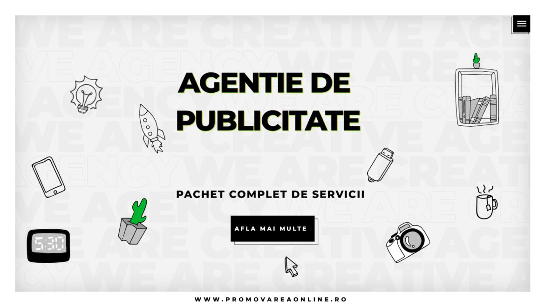 Agentie de Publicitate Full Service pentru Succesul Afacerii Tale